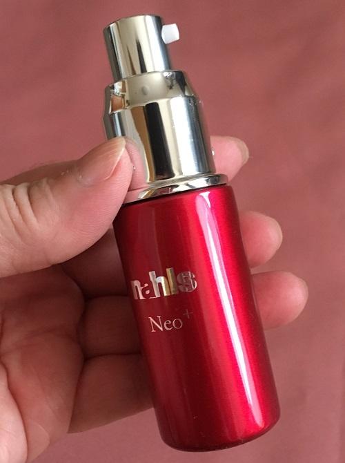 ナールスネオの使いやすいボトル